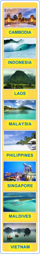 Asia Hotels & South East Asia Travel Guide