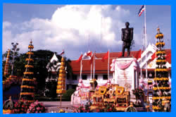 Trat City, town,  Koh Chang Travel Information