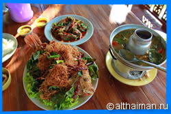 Where to Eat in Klong Prao