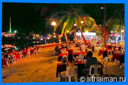 Khun Luna Restaurant at Coconut Beach Resort