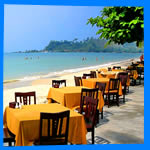 Klong Prao beach Restaurants