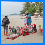 Klong Prao beach Shopping