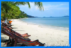 Klong Kloi Beach Overview, Koh Chang Beaches Guide