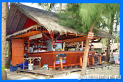 Klong Kloi beach Restaurants