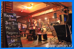 Pubs in Koh Chang
