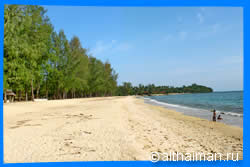 Long Beach (Phra Ae) - Koh Lanta Beaches Guide