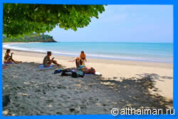 Kan Tiang beach Activities