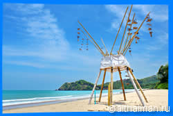 How to Get to Kan Tiang beach