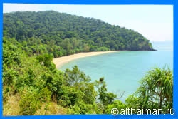 Tanod beach, Koh Lanta Beaches Guide