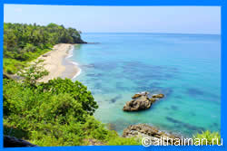 Koh Lanta's South-West beaches