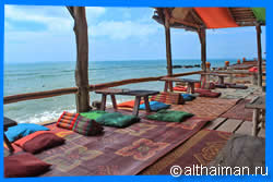 Klong Khong beach Restaurants