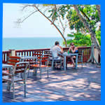 Koh Lanta's Northwest Beaches Restaurants