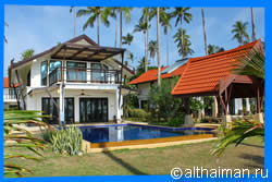 Phra Ae beach Hotels