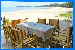 Koh Lanta's Northwest Beaches Restaurants - Where to Eat on Koh Lanta's Northwest Beaches