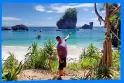 Loh Moo Dee Bay, Phi Phi Beaches & Islands Guide