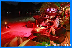 Tonsai East Beach Restaurants,Where to Eat in Tonsai East Beach, What to Eat, seafood