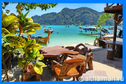 Phi Phi Restaurants, What and Where to Eat on Koh Phi Phi