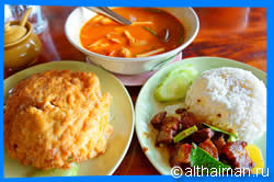 Phi Phi Thai Food, What to Eat on Phi Phi Islands