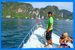 Phi Phi Islands Information, Koh Phi Phi Travel Information Guide, Local