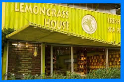 Spa продукты Lemongrass House