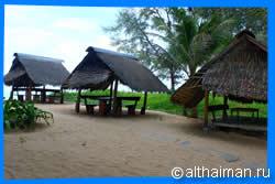 Natai beach Restaurants