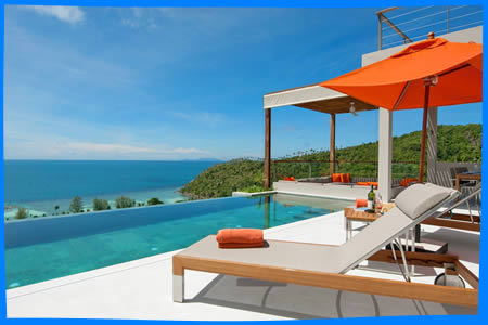 Top 10 Best Koh Phangan Pool Villas, Recommended Pool Villas in Koh Phangan, 2016