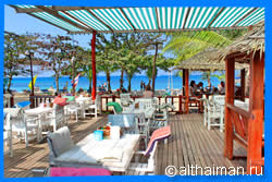 Haad Mae Haad Beach Restaurants & Food