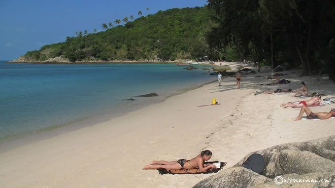 Haad Khom Beach, Koh Phangan Beaches Guide