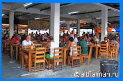 Thong Sala Restaurants, What and Where to Eat in Thong Sala