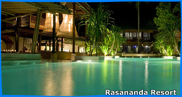 rasananda resort