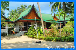 Haad Chao Phao Beach Hotels, Where to Stay in Haad Chao Phao Beach