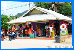 Ao Chaloklum Beach Shopping, What to Buy and Where to Shop in Ao Chaloklum Beach