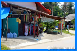 Ao Sri Thanu Beach Shopping, What to Buy and Where to Shop in Ao Sri Thanu Beach