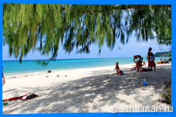 Ao Sri Thanu Beach - Travel Guide for Ao Sri Thanu Beach