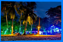 Baan Sabaii After Party,  Koh Phangan Music Festivals & Partiess, Ban Sabai