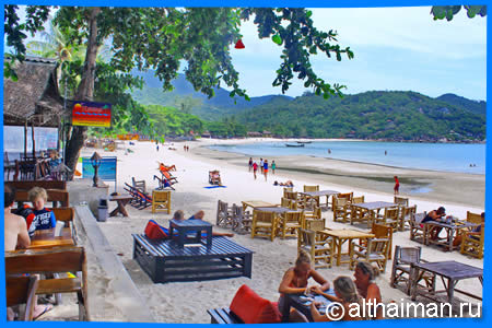Thong Nai Pan Yai Beach Restaurants, Where and What to Eat in Thong Nai Pan Yai Beach