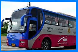 Travel by Bus, How to Get to Koh Phangan,  Information