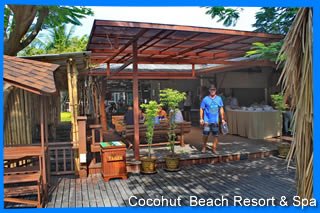 Cocohut beach resort & Spa Koh Phangan
