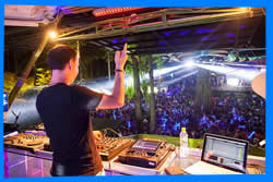 Half Moon Festival, Koh Phangan Music Festivals & Parties, Party