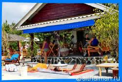 Ao Sri Thanu Beach Restaurants, What and Where to Eat in Ao Sri Thanu Beach