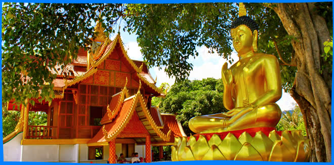 Koh Phangan Temples & Shrines