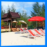 Ao Sri Thanu Beach Hotels