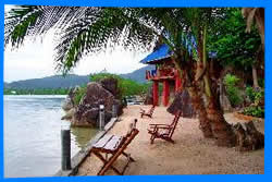 All Hotels in Ao Wok Tum beach