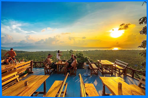 5 Great Koh Phangan Bars with a View - Koh Phangan Restaurants