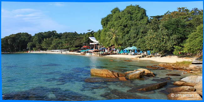 Ao Pai beach Koh Samet pictures photo Ko Samed