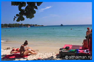 Wong Duen beach photo Koh Samet Ko Samed