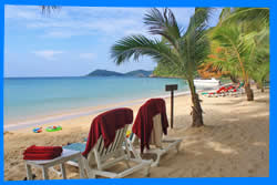 Ao Prao Beach Hotels, Where to Stay in Ao Prao Beach