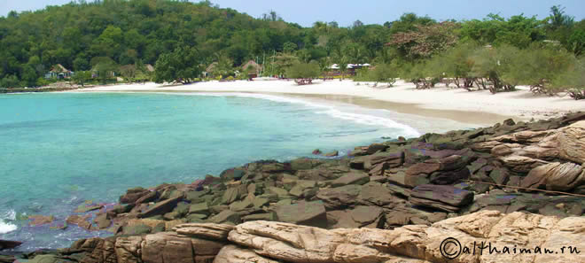 Ao Kiu Na Nok beach Photos, Paradee Resort Koh Samet Photo Gallery