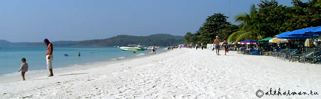 Sai Kaew beach Koh Samet pictures photo Ko Samed